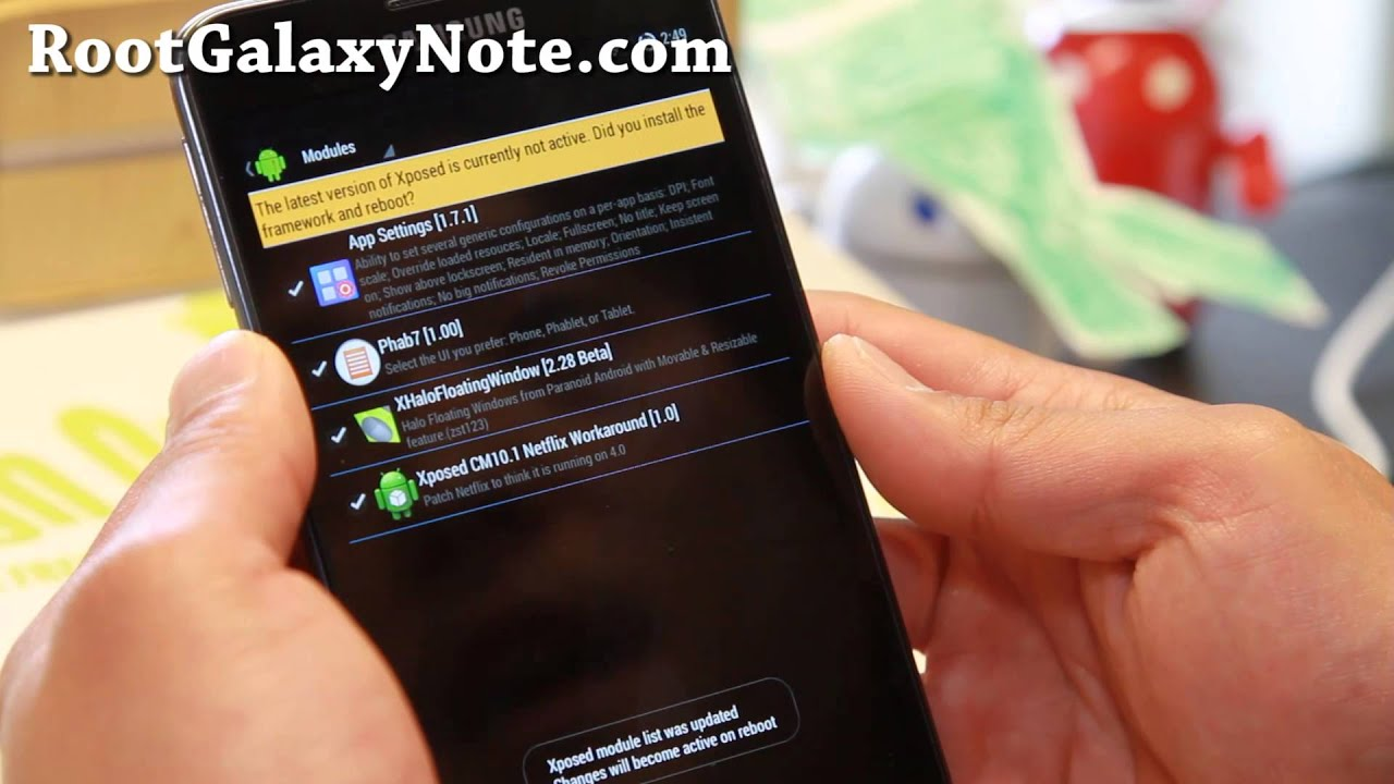 SOKP ROM for Galaxy Note! [Floating Multi-Window]