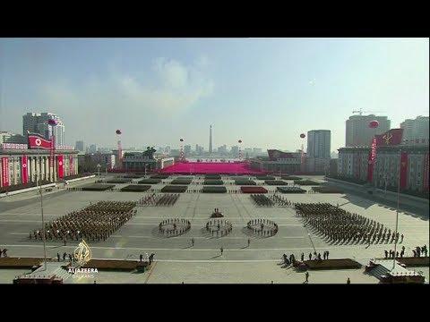 Pjongjang: Demonstracija sile uoči Olimpijskih igara