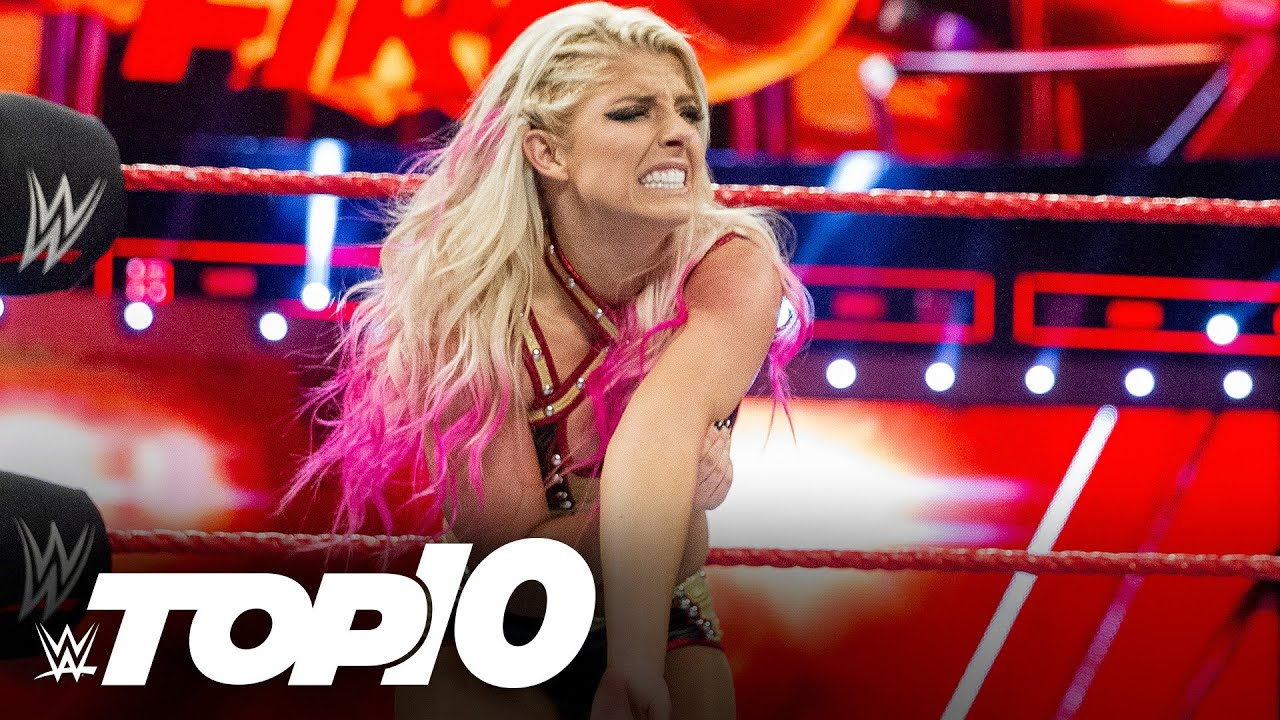 Shocking Women's Evolution moments: WWE Top 10, July 15, 2020