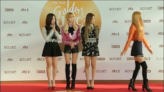 Blackpink - The Queens for Mistake during award shows