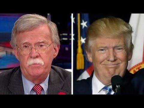 Amb. John Bolton previews Donald Trump