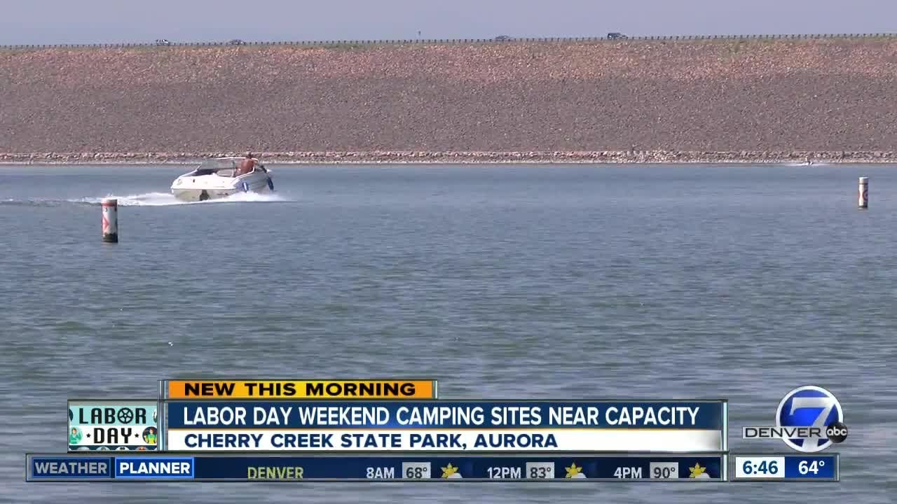 Colorado State Parks Near Capacity For Labor Day Weekend