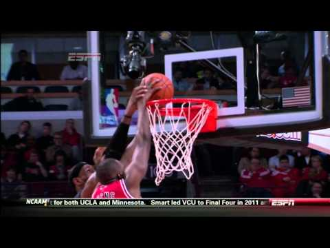 International Play of the Day: Luol Deng Finishes Strong