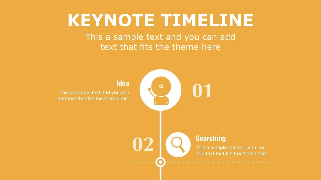 Sample Keynote Timeline | 023 Keynote Timeline Slide Design Tutorial Free Template 2019 Youtube