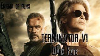 Терминатор 6 : Темные судьбы - Русский трейлер 2 -   Enigma of films