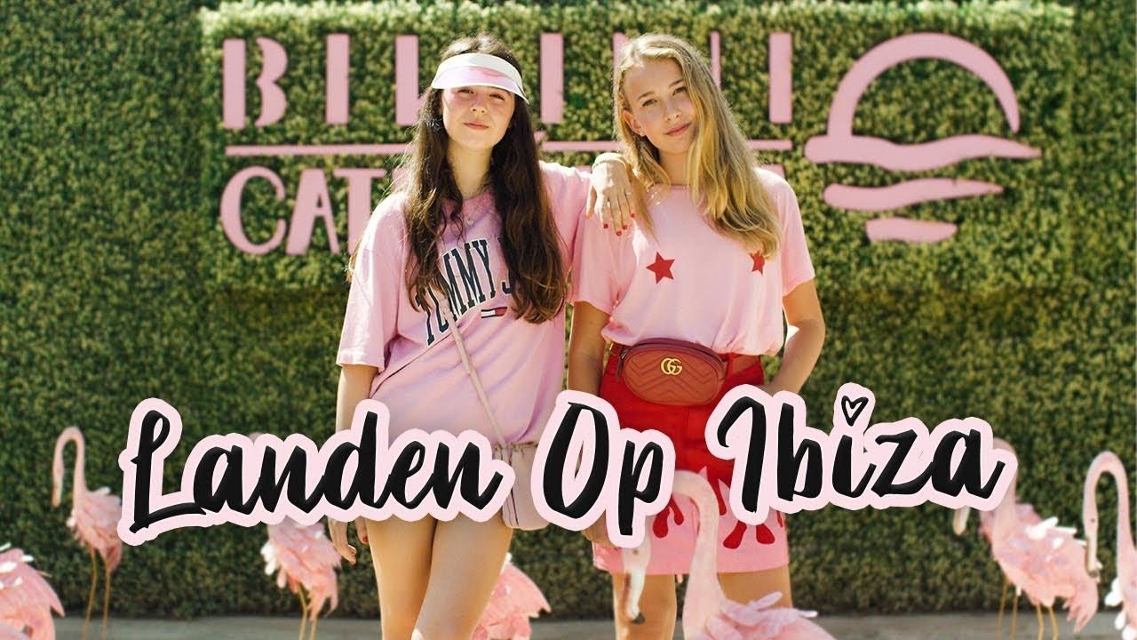 LANDEN OP IBIZA - GIRLYS BLOG [OFFICIAL MUSIC VIDEO]