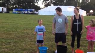Wahlberg Family ALS Challenge