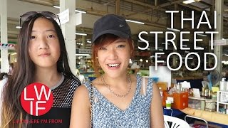 Street Food in Thailand w/ Arraday