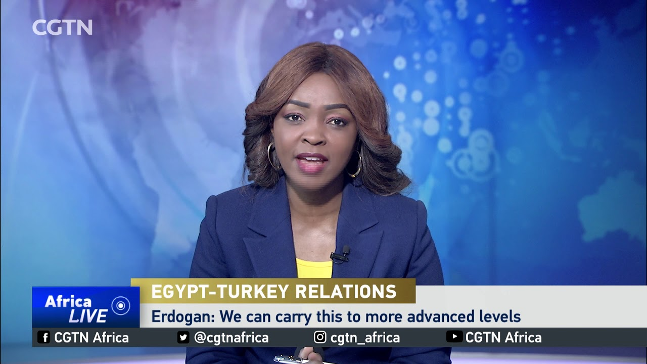 Turkey says first diplomatic contact held with Egypt since 2013