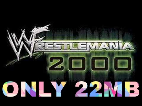 Play wwf wrestlemania 2000 online n64 game rom nintendo 64.