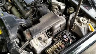 Тойота Камри 30 Не работает кондиционер