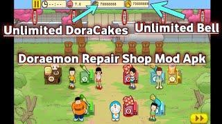 Doraemon Repair Shop Mod Apk|Doraemon Repair Shop Mod Tutorial|#Hacked