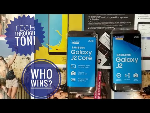 Samsung Galaxy J2 Core 2018 Vs Samsung Galaxy J2 2018 / J2 Pro