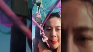 Hồi hộp khi xem Nam Thư trải nghiệm cảm giác bay dù lượn | Nam Thư Official