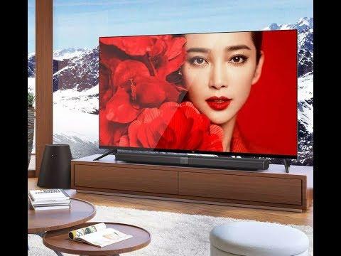 """Xiaomi Mi TV 4 (55"""" 4K HDR TV) Kutu Açılımı Openbox"""