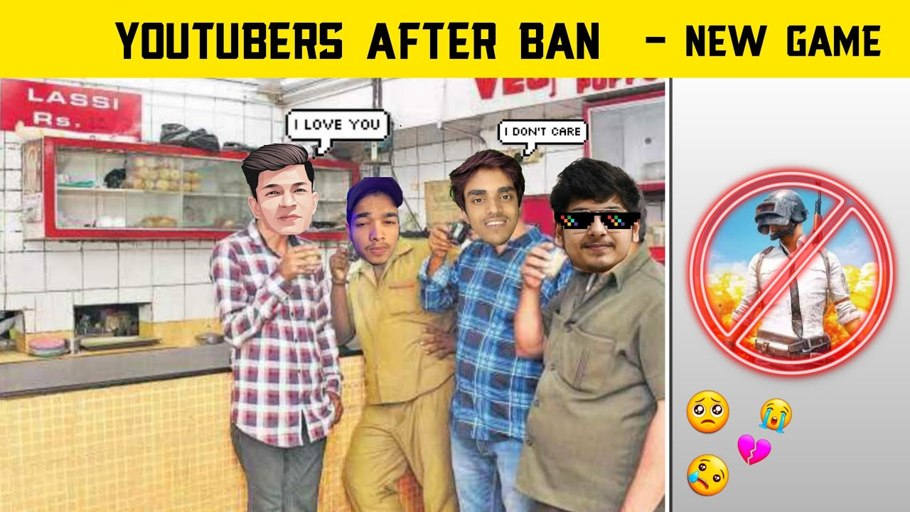 ?Pubg Mobile Content Creator's After Pubg Ban In India - New Business Legend X Gamexpro!