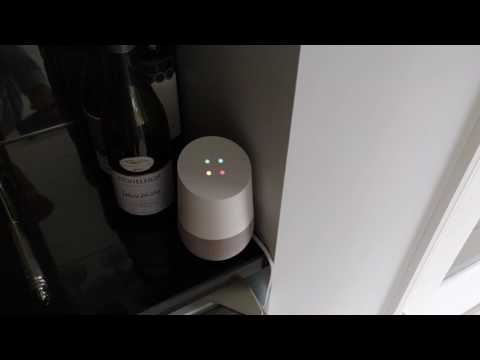 loxone and Google home integration (Tasker / autovoice)