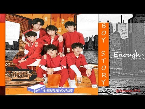 IDOL HITS :  BOY STORY -  Enough  ( Stage Performance Ver. )