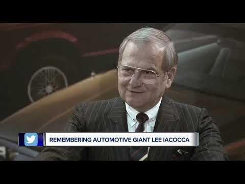 Visitation, funeral & burial for Lee Iacocca will be in metro Detroit next week