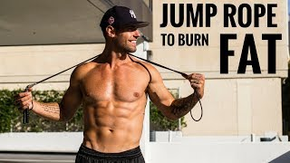 HIIT Jump Rope Workout To Burn Fat