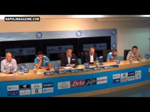"""VIDEO INTEGRALE - Napoli, Insigne ed Albiol: """"A Dimaro sarà un super ritiro, il sogno è lo scudetto"""""""
