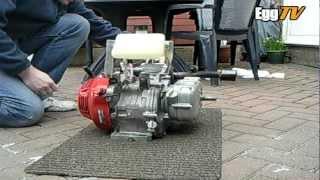 gx270 paramotor spare engine first start eggtv