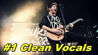 #1 Best Clean Vocals Melodic bands Metalcore/PostHardcore/CrunkCore/IndieRock/Post-Grunge