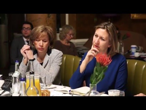 Trust in Business roundtable – sponsored by EY