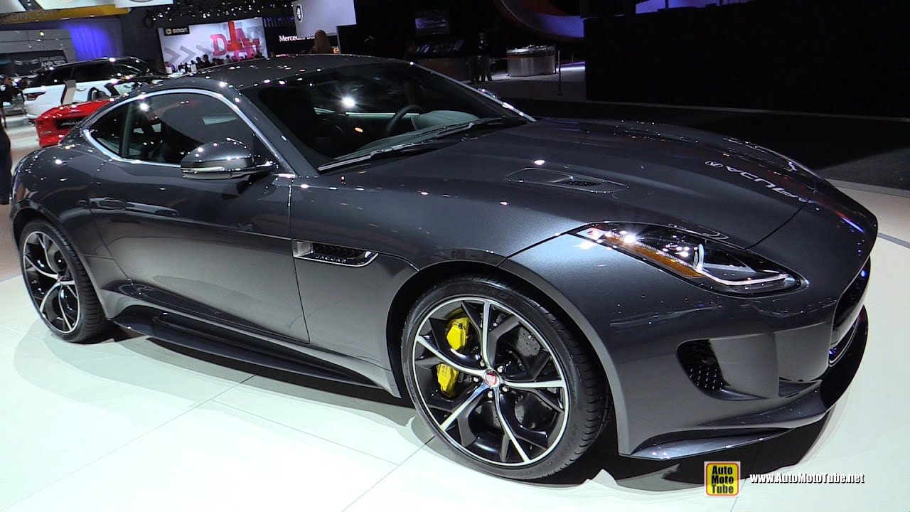 2015 Jaguar F Type R Awd Exterior And Interior