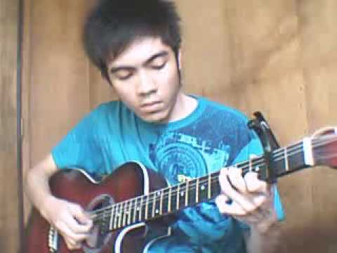 I Dont Want To Miss A Thing - Aerosmith (fingerstyle Guitar Solo)