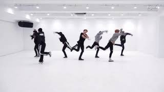 proof that God is a woman goes with every BTS dance practice