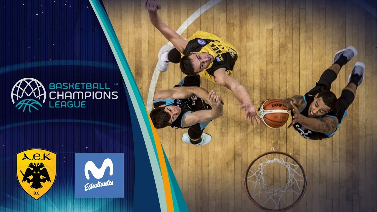 AEK v Movistar Estudiantes  - Full Game