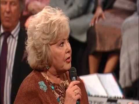 Gloria Gaither Talks about Truth in Writing Music