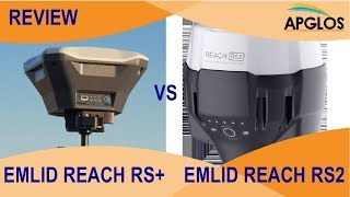 Review on Emlid Reach RS+ vs Emlid Reach RS2 : Reach RS RTK GNSS receiver battle