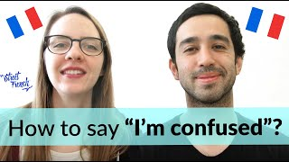 Je Suis Confus Common French Student Mistakes Streetfrench Org Youtube