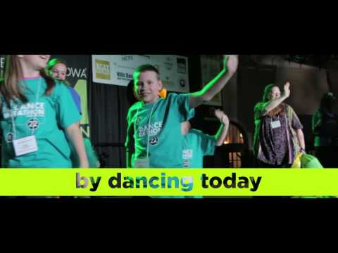 University of Iowa Dance Marathon 23 Dancer Video