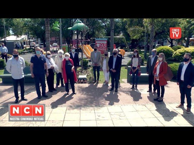 CINCO TV - De manera virtual, Don Torcuato celebró su 93° aniversario