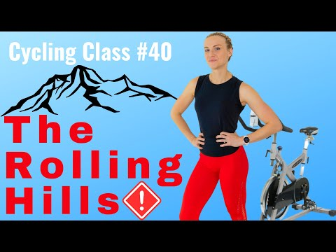 45 min Indoor Cycling Workout