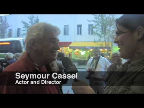 Beth at the MVFF: Seymour Cassel and Woody Harrelson on the Red Carpet