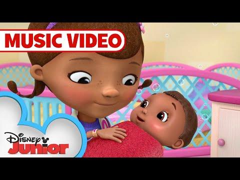 Baby Bath Time! | Doc McStuffins | Disney Junior