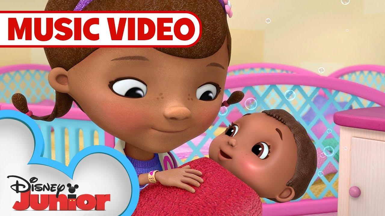 Baby Bath Time! | Doc McStuffins | Disney Junior - YouTube