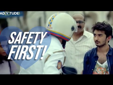 India's Best Creative Road Safety TV Ads Commercials