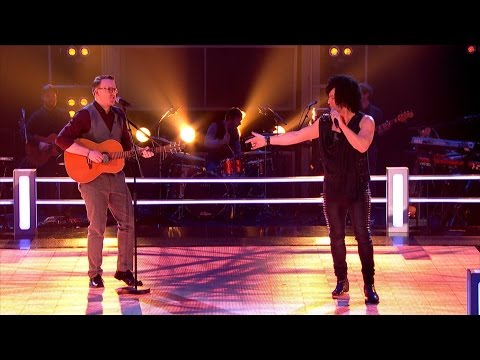 Daniel Duke vs Cai Williams: Battle Performance - The Voice UK 2015 - BBC One