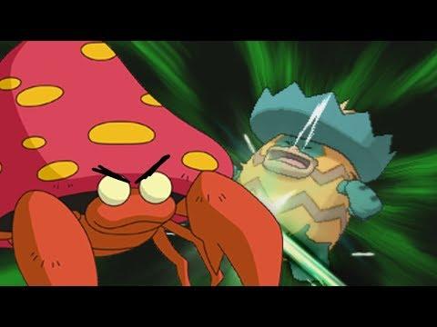PARASECT THE BEAST! | Pokemon Ultra Sun & Moon Wifi Battle