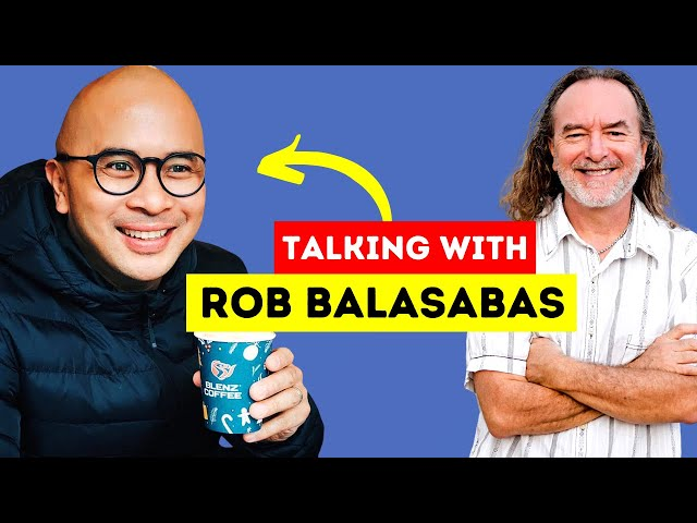 Tips for growing your personal brand on social media - Rob Balasabas - TubeBuddy Brand Evangelist!