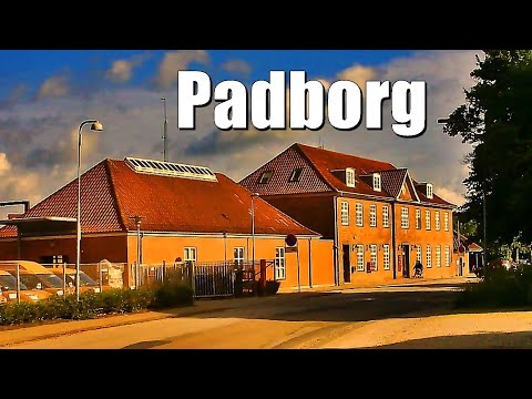 🇩🇰 Padborg, Denmark - the motorsport ring and other sights