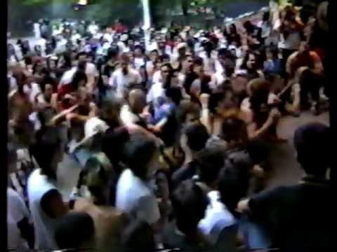 Nausea Tompkins Square Park 8/13/1988