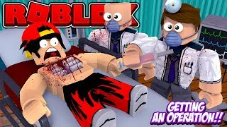 ROBLOX - ROPO NEEDS AN EMERGENCY OPERATION!