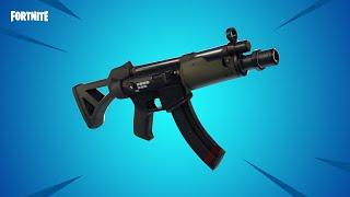 Fortnite Episode 43: New Submachine Gun!!!!