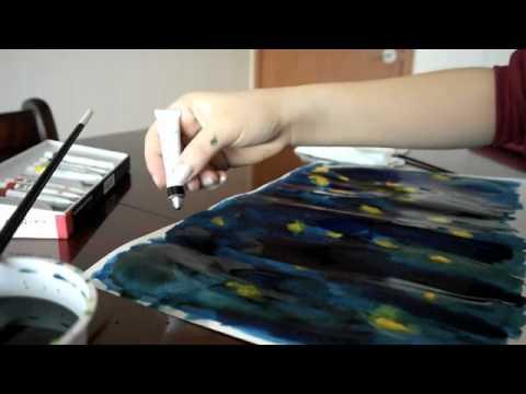 ASMR: Painting Sounds...